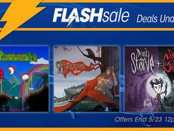 $5 PlayStation flash sale this weekend, plenty of great deals