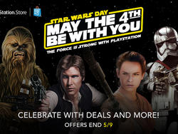 PlayStation throwing a May the 4th sale with 75% off Star Wars games