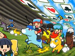 Pocket Card Jockey by Game Freak surprised me! 3DS owners, check it out