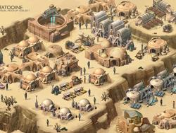 """Canceled Star Wars: Outpost discovered, """"Star Wars met Settlers of Catan/EVE"""""""