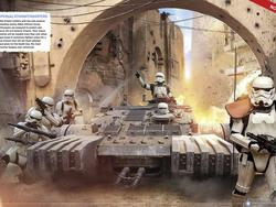Star Wars: Rogue One leak reveals new characters, vehicles and more