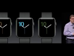 watchOS 3 for Apple Watch official