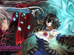 Bloodstained is nowhere near complete, but keep calm