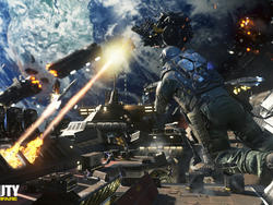 Call of Duty: Infinite Warfare sold 50% worse than last year's Black Ops 3