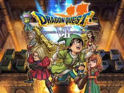 Here's 14 minutes of Dragon Quest VII in English for you to enjoy