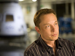 Elon Musk: We're living in a simulation