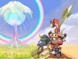 Nintendo's new RPG franchise, Ever Oasis, comes from Secret of Mana director