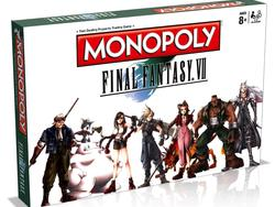 Final Fantasy VII Monopoly is a real thing, comes out next April