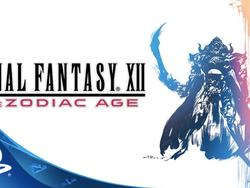 Final Fantasy XII's remaster confirmed for North American release