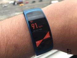 Samsung rolls out big Gear Fit2 update for better fitness tracking