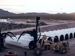 Hyperloop One wants to connect Russia and China