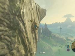 Zelda: Breath of the Wild infinite climbing glitch discovered - Scale before it's patched