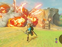 The Zelda: Breath of the Wild demo at E3? Someone tried to steal it