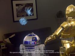 Magic Leap is making a Star Wars game and it looks amazing (Video)