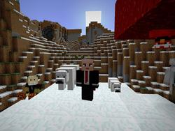 Microsoft still wants Sony to play nice with cross-platform Minecraft
