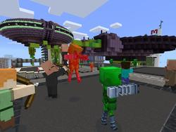 Minecraft Add-Ons will change the game completely while unifying the game's huge community