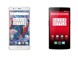 OnePlus 3 vs OnePlus One specs shootout - My how far we've come