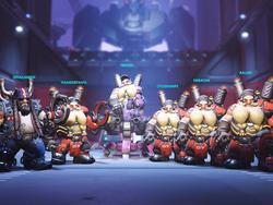 """In Overwatch, """"hero stacking is a core concept and strategy,"""" according to Blizzard"""
