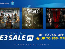 PlayStation Store throwing a huge E3 sale, up to 85 percent off