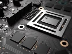 Project Scorpio has its own product page on the Microsoft store