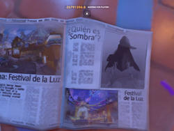 Blizzard littered Overwatch with hints about its next hero, Sombra - Not all have been found