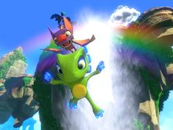 Yooka-Laylee's gameplay trailer looks like a new Banjo game, and it's amazing