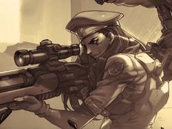 Overwatch: Did you catch the new sniper support class Blizzard teased?