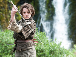 Arya bids farewell to Game of Thrones, teases #lastwomanstanding