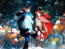 I Am Setsuna review: Warm heart for such a cold game