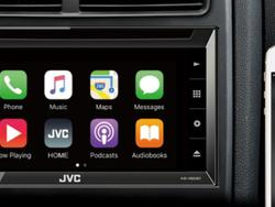JVC CarPlay receiver now available for $600