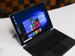 Surface Pro (2019) Could Feature Razor-Thin Keyboard, Patent Reveals