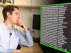 Password Cracking video shows just how easy it is to crack passwords