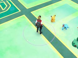 How to get Pikachu as your starter in Pokémon GO