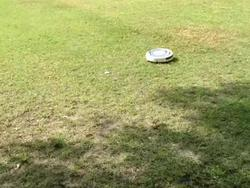 This Roomba was modified to be absurdly fast