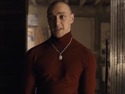James McAvoy plays 24 characters in new M. Night Shyamalan thriller