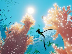 Free PS Plus games for May 2017 includes the beautiful Abzu