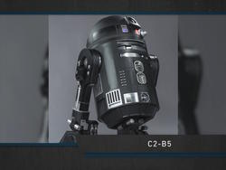 New Rogue One droid looks like R2-D2's evil brother