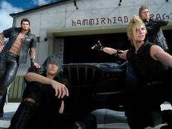 Roughly 70% of Final Fantasy XV's team is still working on it