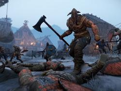 Unlock everything in For Honor? That'll be $732 or 2.5 years of play time