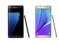 Galaxy Note 7 vs. Galaxy Note 5 spec shootout - Worth the upgrade?