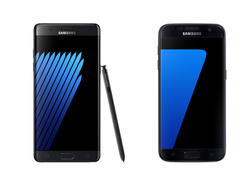 Galaxy Note 7 vs. Galaxy S7 spec shootout - Bigger, better and more awesome