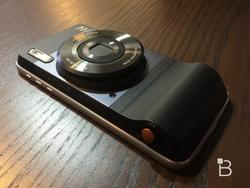 Moto Z Play unveiled with Hasselblad True Zoom Moto Mod