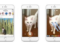 Instagram Stories update adds Boomerang mode, mentions, and more