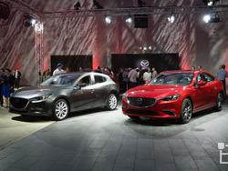 Inside Mazda's R&D labs: 2017 Mazda 3 and Mazda 6 first look