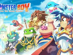 Monster Boy Gamescom 2016 trailer is a throwback to classic SEGA games