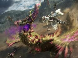 Monster Hunter Frontier Z confirmed for a PlayStation 4 release