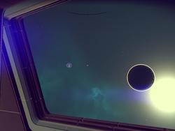No Man's Sky's center reached, and players are not happy with what they find