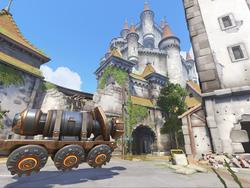 Overwatch: New map unveiled! Get ready to crash the castle in Eichenwalde