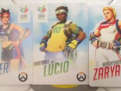 Overwatch getting Olympic-themed skins and sprays