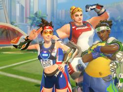 Overwatch Summer Games loot boxes and new game mode revealed!